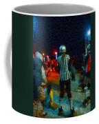 Night At The Roller Derby Coffee Mug