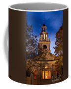 Night Church Coffee Mug