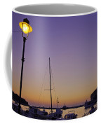 Night Falls Over Rovinj Coffee Mug