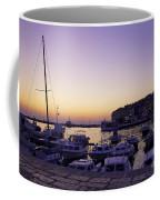Night In Rovinj Coffee Mug