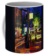 Night Moves Coffee Mug