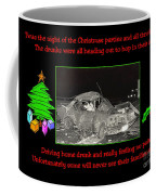 Night Of Christmas Coffee Mug
