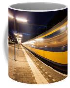 Night Speed Coffee Mug