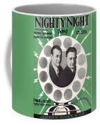Nighty-night Coffee Mug