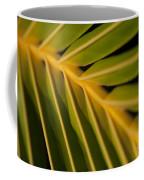Niu - Cocos Nucifera - Hawaiian Coconut Palm Frond Coffee Mug