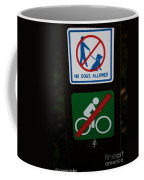 No Fun Allowed Coffee Mug