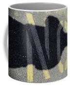 NO Coffee Mug by Luke Moore