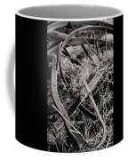 No More Plowing Coffee Mug by Ron Cline