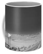 No Passing Zone Vermilion Cliffs Arizona Coffee Mug