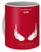 No050 My Legion Minimal Movie Poster Coffee Mug by Chungkong Art