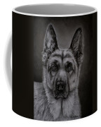 Noble - German Shepherd Dog  Coffee Mug