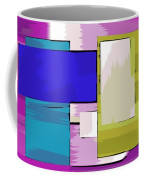 Nombre Abstrait 11 Coffee Mug