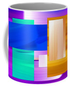 Nombre Abstrait 7 Coffee Mug