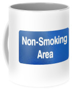 Non Smoking Area Coffee Mug