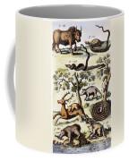 North America: Fauna Coffee Mug