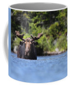 North American Hippo II Coffee Mug