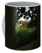 North Carolina Farm Coffee Mug