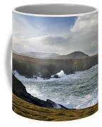 North Mayo, Co Mayo, Ireland Sea Cliffs Coffee Mug
