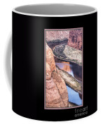North Side Of Horseshoe Bend Coffee Mug