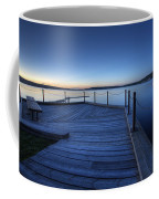 Northern Lake Evening Coffee Mug