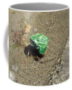 Northern Leopard Frog At The Lake Coffee Mug