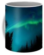 Northern Magic Coffee Mug by Priska Wettstein