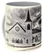 Norwegian Church Cardiff Bay Cream Coffee Mug