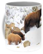 Nose Lessons Coffee Mug
