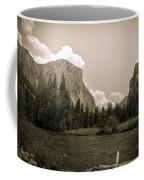 Nostalgic Yosemite Valley Coffee Mug