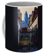 Not The Top Cat Coffee Mug by Jasna Buncic