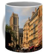 Notre Dame De Paris 3 Coffee Mug