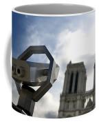 Notre Dame De Paris. France Coffee Mug
