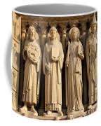 Notre Dame Details 1 Coffee Mug
