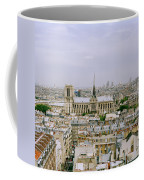 Notre Dame In Paris Coffee Mug