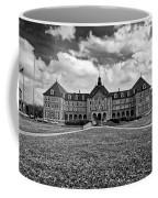 Notre Dame Seminary Monochrome Coffee Mug