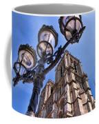Notre Dame Tower Coffee Mug