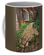 Nottingham Bridge Footpath Coffee Mug