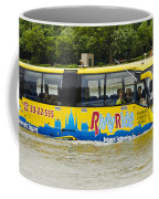Novel River Boat Coffee Mug