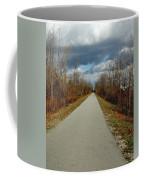 November On Macomb Orchard Trail Coffee Mug