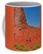Nubian Camel Rider Coffee Mug