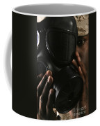 Nuclear, Biological, And Chemical Coffee Mug by Stocktrek Images