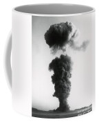 Nuclear Test Site Coffee Mug
