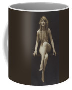 Nude Girl 1915 Coffee Mug