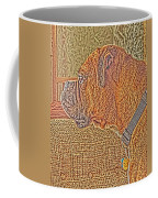 Nuge Art Coffee Mug