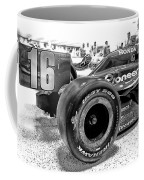 Number 16 Indy Coffee Mug