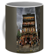 Number 52 Victoria Street Coffee Mug