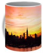 Ny Saturday Sunrise Coffee Mug
