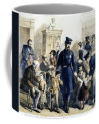 Ny Slum Children, 1864 Coffee Mug