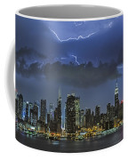 Nyc All Charged Up Coffee Mug