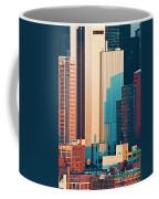 Nyc Colors And Lines II Coffee Mug